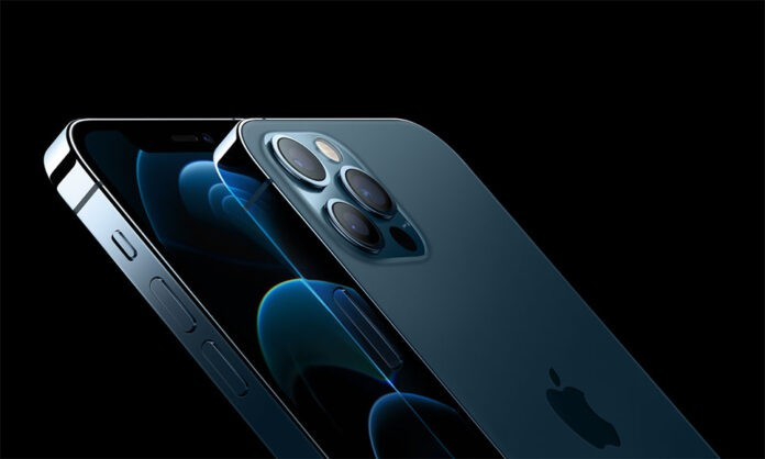 Iphone12pro Pacific Blue