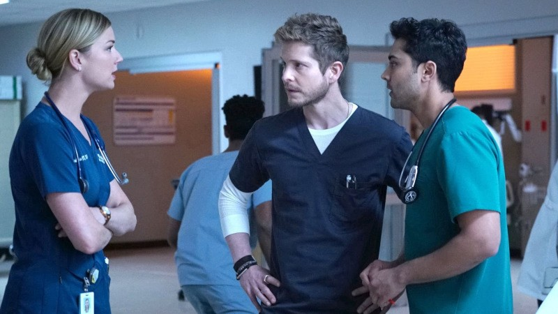 Cosmote Tv The Resident