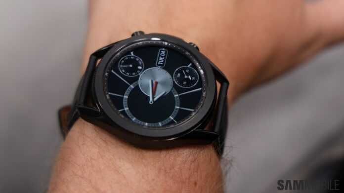 Galaxy Watch 3 10