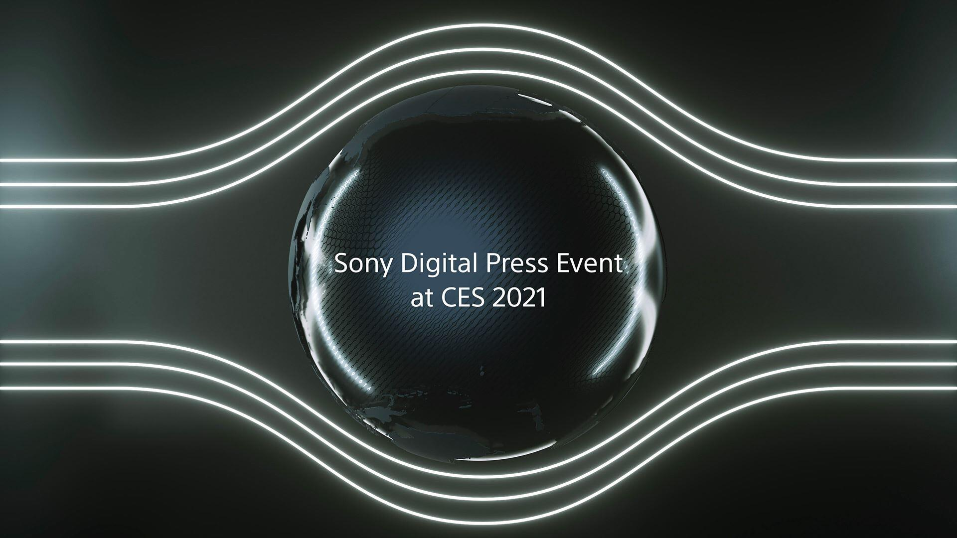 Sony Event Ces 2021